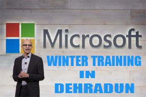 Winter Training in Dehradun